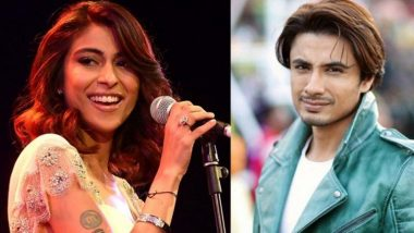 Video of Ali Zafar and Meesha Shafi from the Jamming Session Where Pakistani Singer Molested the Singer-actress Leaked