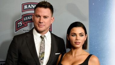Jenna Dewan Was Reportedly Seen Kissing Her New Boyfriend Just Hours After Filing for Divorce From Channing Tatum