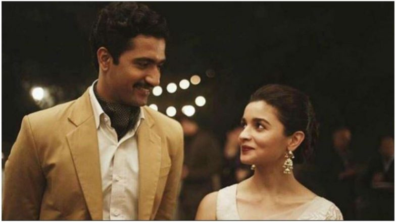 Alia Bhatt Shared A Picture From The Sets Of Raazi. Seen Yet?