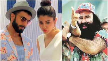 WTF! Dear Anushka Sharma and Ranveer Singh, Did You Know Even Gurmeet Ram Rahim Singh Got a 'Dadasaheb Phalke' Award?
