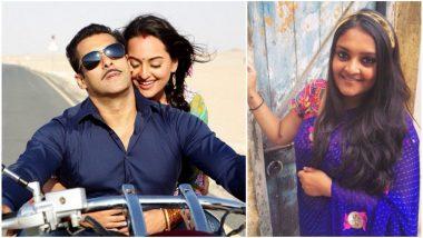 Dabanng 3: Not Just Sonakshi Sinha and Mouni Roy, Salman Khan to Romance Mahesh Manjrekar's Daughter as well?