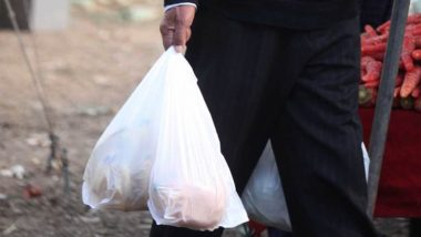 Bihar Government to Ban All Types of Polythene Bag From October 25