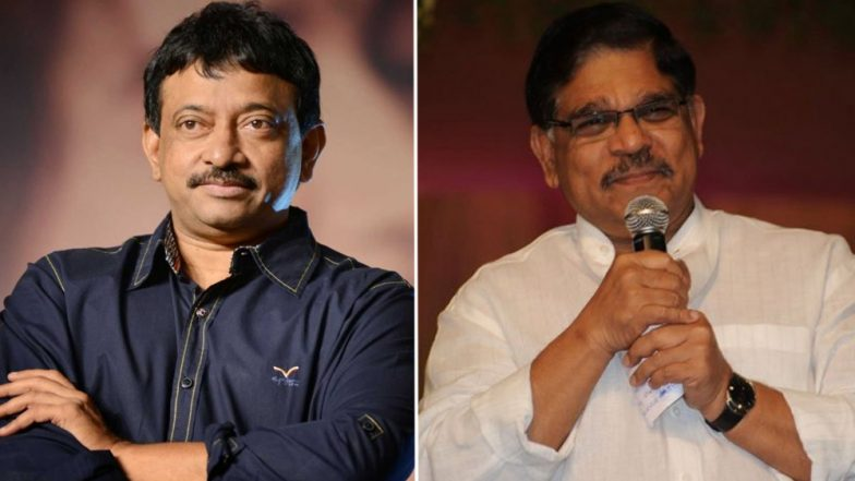 Allu Aravind Blasts On RGV
