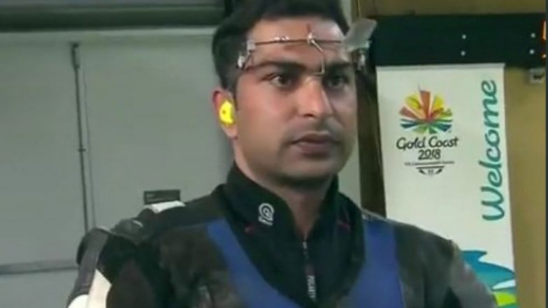 Ravi Kumar wins bronze in shooting at 2018 Commonwealth Games
