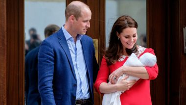 Britain's Royal Baby Louis: How to Pronounce the Name of Prince William and Kate Middleton's Third Son?