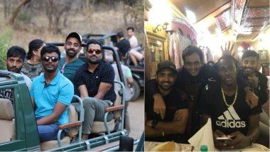 IPL 2018 Diaries: Rajasthan Royals Take 'Palace on Wheels' Train to Visit Ranthambore National Park