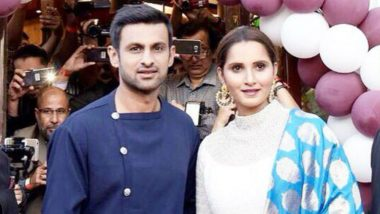 Sania Mirza is Pregnant! Ready to Welcome First Child With Husband Shoaib Malik, Announces 'Baby Mirza Malik' in True Sports Spirit (See Picture)