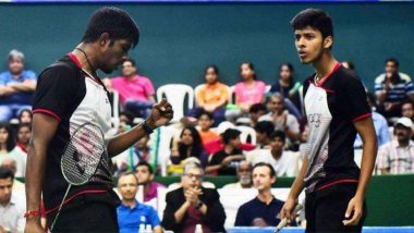 CWG 18: Satwik Rankireddy and Chirag Shetty Cruise into the Semi Finals
