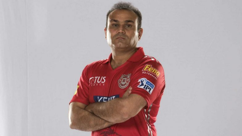Virender Sehwag Turns 40; Viru's Witty Reply to Sourav Ganguly & Ishant Sharma's Birthday Wishes Would Make Your Day!