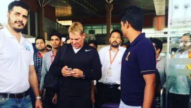 IPL Diaries 2018: Mentor Shane Warne Joins Rajasthan Royals' Team