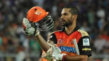 Shikhar Dhawan to Be Drafted in Mumbai Indians Squad for IPL 2019 As Indian Cricket Team Opener Is Unhappy With Sunrisers Hyderabad