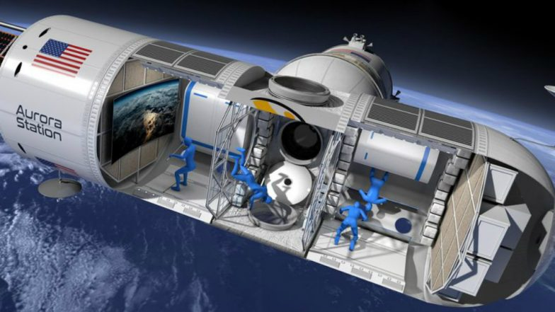 Aurora Station: First-ever luxury hotel in space announced
