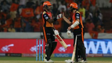 SRH vs RR Highlights Video, IPL 2018: Shikhar Dhawan, Bowlers Guide Sunrisers Hyderabad to 9-Wicket win