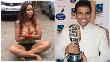 After Sri Reddy's Topless Protest, Tollywood Actress Leaks Intimate Chats With Indian Idol Winner Sriram Chandra