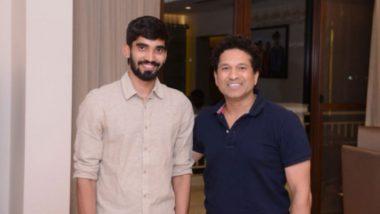 Sachin Tendulkar Predicted That Kidambi Srikanth Will be World No.1 the Badminton Rankings