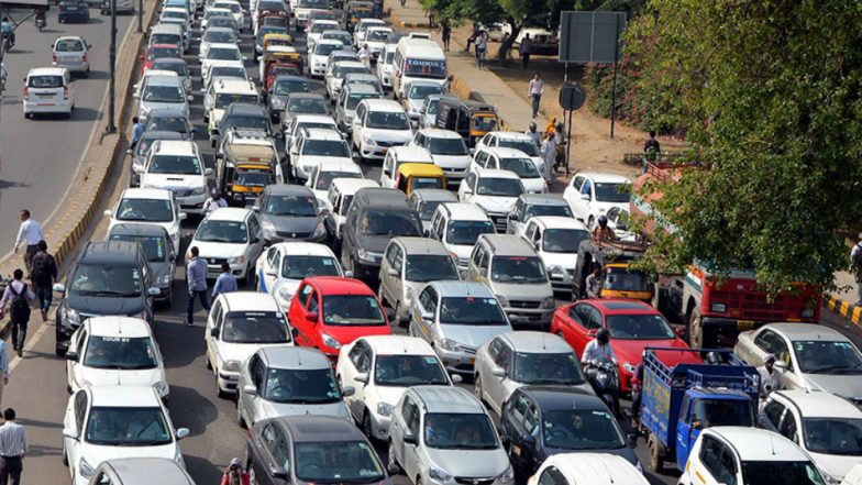 New Colour-Coded Fuel Stickers, High-Security Registration Plates Mandatory on All Cars Sold From April 2019: Govt