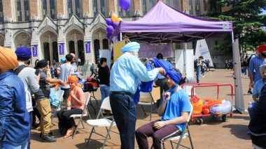 Annual Turban Day in US: Sikh Group Creates Guinness World Record by Tying Thousands of Turbans During Celebrations