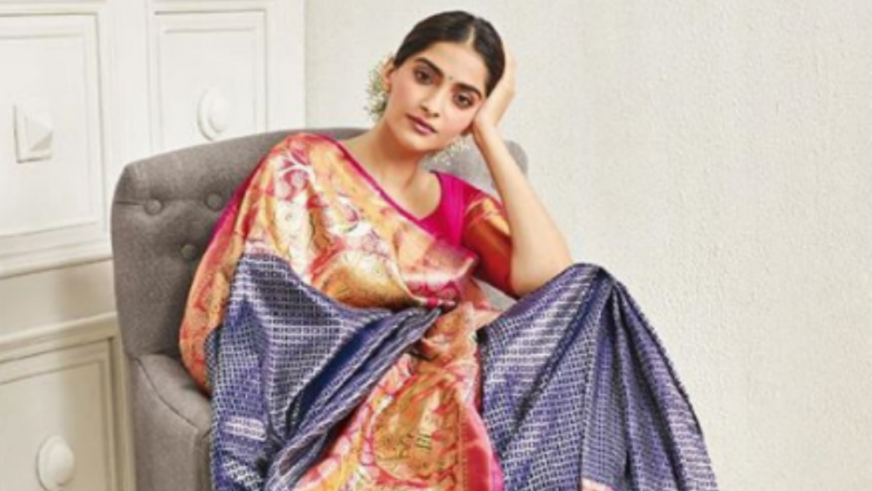 Sonam Kapoor Proves How Sexy And Undeniably Graceful Can A