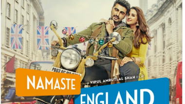 Namaste England Set For Dussehera 2018 Release : Ishaqzaade Parineeti Chopra and Arjun Kapoor Will Make You Fall In Love Again With This Poster!