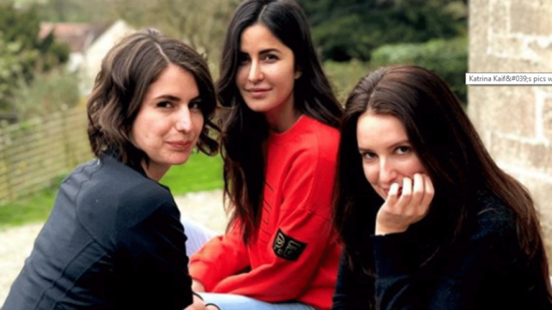 Katrina Kaif heads to London, spends quality time with siblings