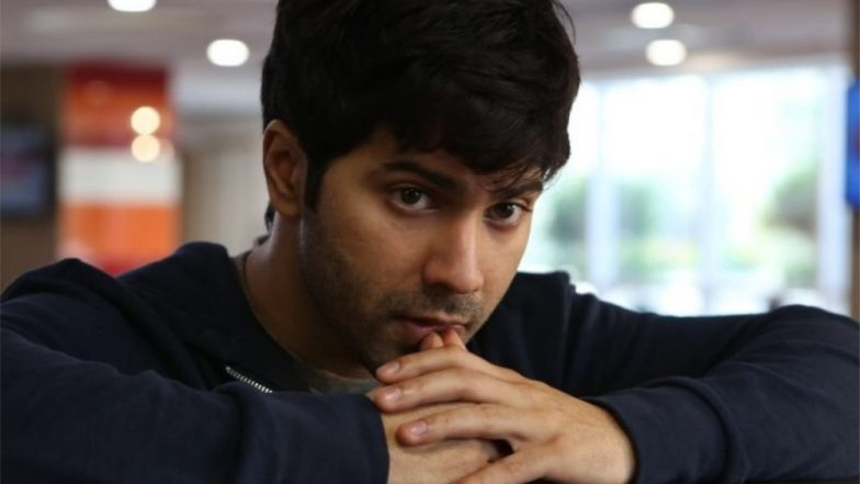 Varun Dhawan CRIES on The Sets Of Street Dancer 3D! (Watch Video)