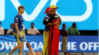 IPL 2019: Chennai Super Kings and Royals Challengers Bangalore Engage in a Twitter Banter Ahead of the Opener