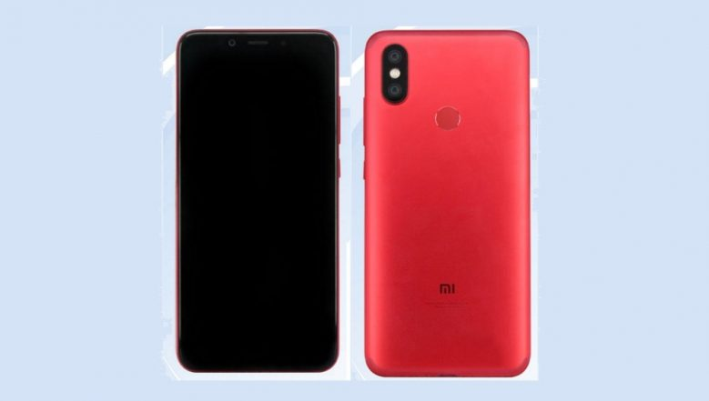 Xiaomi Mi A2 aka Mi X6