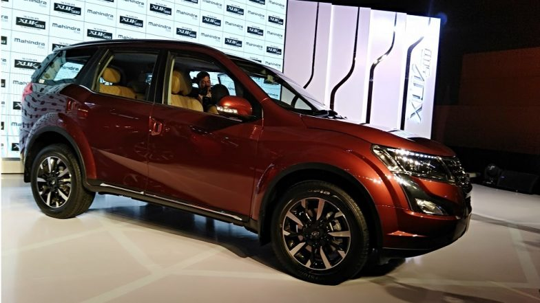 New 2018 Mahindra Xuv500 Facelift Launched Price In India Starts At