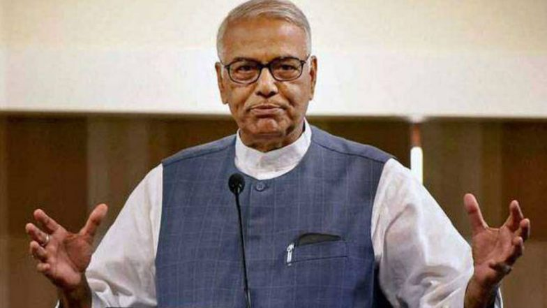 PM Narendra Modi Must Resign If He Knew Of Pulwama Attack And Still Remained Unconcerned, Says Yashwant Sinha