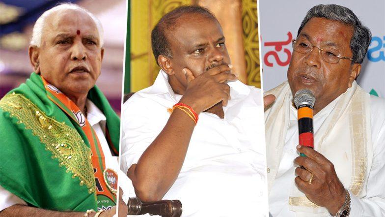 Karnataka Elections Mega Exit Poll Results: Hung Assembly, BJP to Win 102 Seats, Predicts Poll of Polls