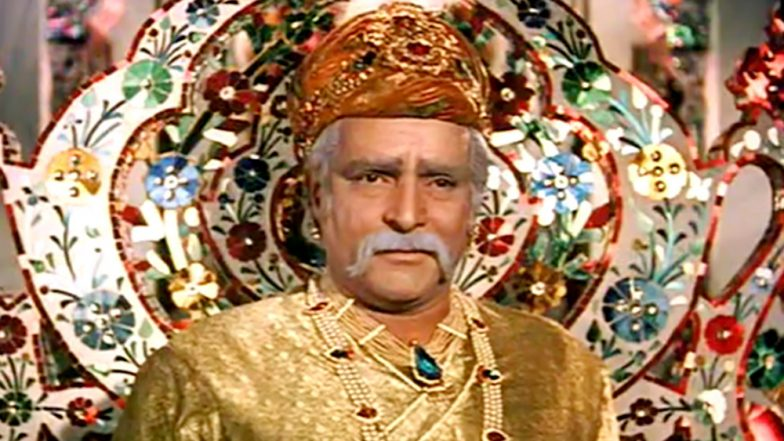 Prithviraj Kapoor Death Anniversary Special: Remembering The Pioneer of Hindi Cinema & The Patriarch of Bollywood's Kapoor Clan