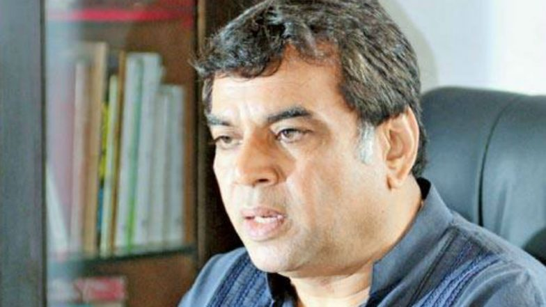 Lok Sabha Elections 2019: Paresh Rawal Unlikely to Contest LS Poll After His Name was Not Seen in BJP's First List