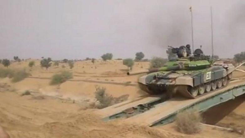 Indian Army's 'Vijay Prahar' Exercise Concludes; Over 25,000 Soldiers Participated