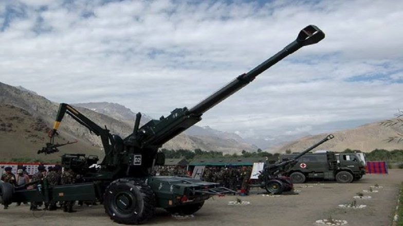 Indian Army Seeks Fresh 'Acceptance of Necessity' to Acquire 814 Artillery Guns