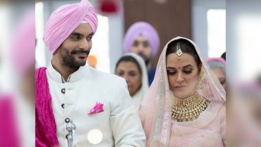Neha Dhupia Trolled For Marrying Younger Man Angad Bedi, Look What She Replied