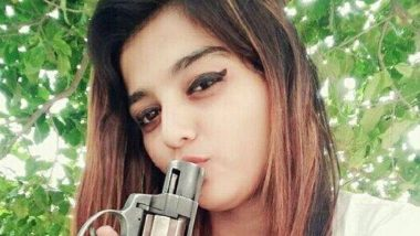 Surat's Lady Don Asmita Gohil Alias Bhuri Arrested Over Fight at Nagao Beach, Watch Video