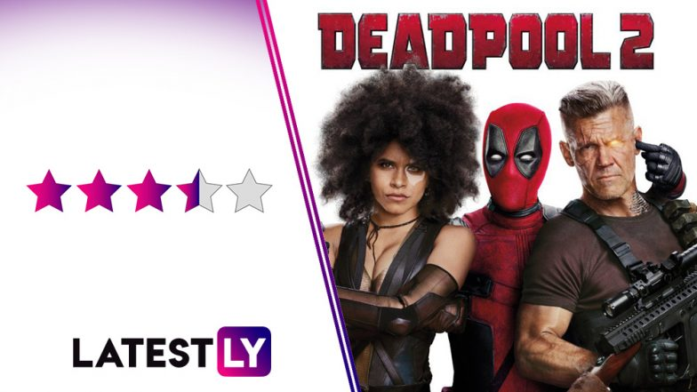 'Deadpool 2' Outpacing The First Movie As It Tops Fandango's Weekend Sales