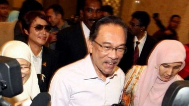 From Prison, Malaysia's Opposition Icon Anwar Ibrahim Helps Reunite Opposition