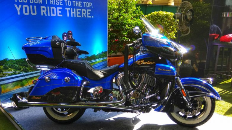 2018 Indian Roadmaster Elite Launched; Priced in India at Rs 48 Lakh