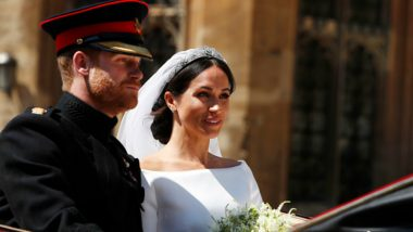 Meghan Markle-Prince Harry Royal Wedding: Bride's Wedding Gown-Sneak Peek!