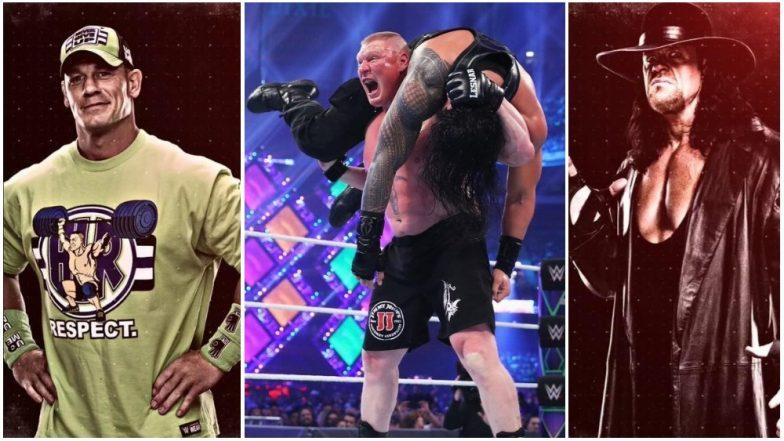 List Of Wwe Papervieuw 2019: WWE PPVs List 2018-19: Complete Schedule, Venues, Dates Of