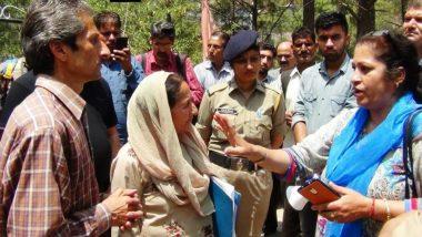 Himachal Pradesh Shail Bala Sharma Murder: Police Arrest Guest House Owner Vijay Singh Who Shot Officer