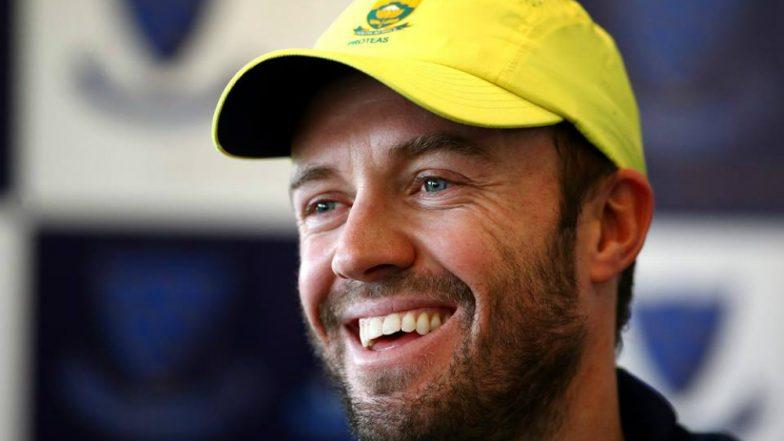 PSL 2019: In a Video Message Lahore Qalandars Batsman AB de Villiers Confirms He Will Travel to Pakistan