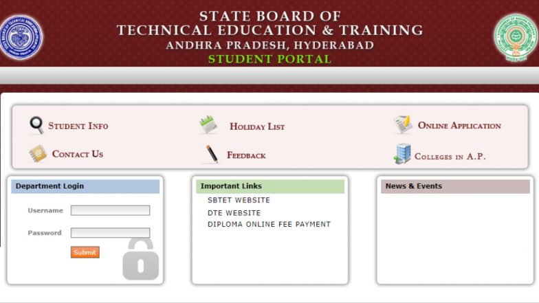 Andhra Pradesh Polycet 2018: Results Released at manabadi.co.in, polycetap.nic.in for Entrance to Diploma Level Courses