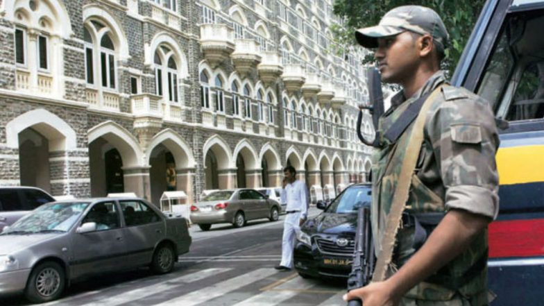 Mumbai man held for planning terrorist attack, received training in Pak camp