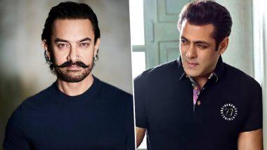 Salman Khan to Play Lord Krishna to Aamir Khan's Arjuna in Mahabharata Trilogy?
