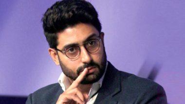 Abhishek Bachchan Shoots for His Next at Qutub Minar