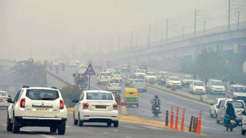 93% children below 15 exposed to polluted air