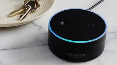 Amazon Alexa Records a Private Conversation of Couple Before Sharing It With a Random Contact