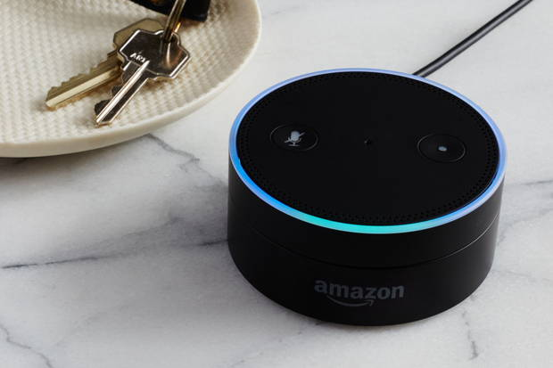 An Amazon Echo Recorded A Conversation, Then Sent It As A Message